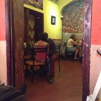 Foto tomada en Santo Café por Juan G. el 6/1/2013