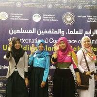 Photo taken at Universitas Islam Negeri Maulana Malik Ibrahim (UIN Maliki) by Mia A. on 11/25/2015