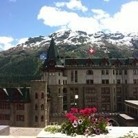 Photo taken at St. Moritz by Timothy Z. on 6/30/2013
