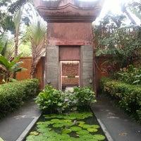 Photo taken at Anantara Bophut  Resort And Spa by Rachel C. on 7/8/2013