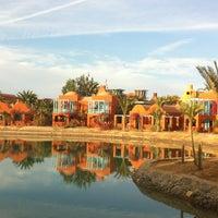 Photo taken at Sheraton Miramar Resort El Gouna by Tatiana M. on 3/7/2013