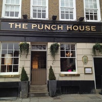 Photo taken at The Old Punch House by Liam M. on 2/3/2013