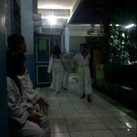 Photo taken at SMPN 7 Jakarta by Revitya S. on 2/25/2013