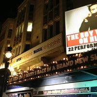 Photo taken at Duchess Theatre by Mike P. on 1/2/2013