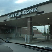 Photo taken at Castle Bank by Sylvia S. on 7/15/2013