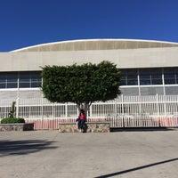 Photo taken at Velódromo Panamericano by Pablo Daniel P. on 10/6/2017