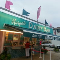 Photo taken at Margate Dairy Bar & Burger by Nik S. on 7/2/2013