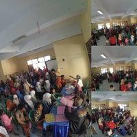Photo taken at SMK Negeri 2 Lumajang by muhamad f. on 7/9/2015