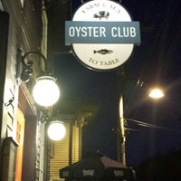 Photo taken at Oyster Club by Terry G. on 8/4/2013