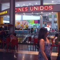 Photo taken at Cines Unidos by Eleida D. on 6/22/2013