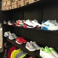 Photo taken at Soul Sneaker Boutique by Rafael M. on 3/5/2013