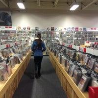Photo taken at Cheapo Records by Allison W. on 3/7/2013