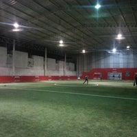 Photo taken at Centro Deportivo 'Don Bosco' by Arqui C. on 3/27/2014