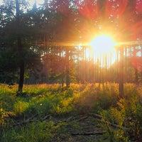 Photo taken at Kunratický les by Lukas Z. on 7/25/2013