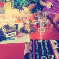 Photo taken at Baska cafe by Anıl K. on 8/3/2014