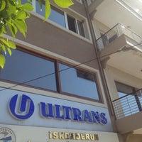 Photo taken at ULTRANS Tasimacılık by . .. on 5/26/2014