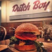 Photo taken at Dutch Boy Burger by Carmen d. on 1/21/2013
