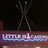 Photo taken at Little Six Casino by Seth P. on 6/6/2013