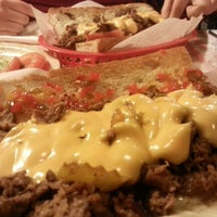 Photo taken at Red's Savoy Pizza by Seth P. on 1/18/2014