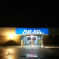 Photo taken at Blue Max Liquors by Seth P. on 11/17/2013