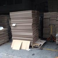 Photo taken at Lactus Paper Industries Sdn Bhd by Adiwira iskandar D. on 6/19/2014