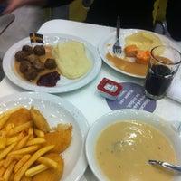 Photo taken at IKEA Restaurant by Леночка on 3/22/2013