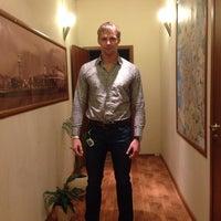 Photo taken at Мини-отель «Аура Спб» by Анатолий С. on 5/9/2014