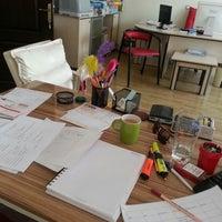 Photo taken at yüklem yayınları by Nimet Y. on 9/2/2014