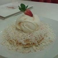Photo taken at Cafe Pancake by Mindo S. on 2/1/2014