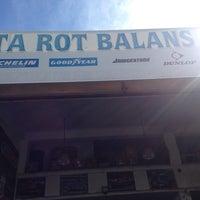 Photo taken at Sota Rot Balans by By Rotbalans Satış Servis 2 B. on 4/16/2014