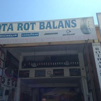 Photo taken at Sota Rot Balans by By Rotbalans Satış Servis 2 B. on 6/17/2013