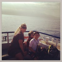 Photo taken at Quicksilver Maui Boat by William M. on 4/7/2013