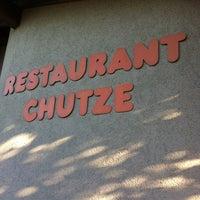 Photo taken at Restaurant Chutzen by Nadine M. on 6/6/2013