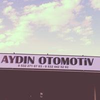 Photo taken at Aydın Otomativ by Kadir A. on 2/25/2013
