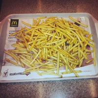 Photo taken at McDonald's by Jorge G. on 5/3/2013
