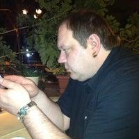 Photo taken at Mythos Griechisches Restaurant by Kocaman M. on 3/13/2013