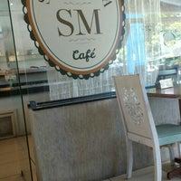 Photo taken at Santa Maria Café by Paulo K. on 6/25/2016