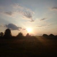 Photo taken at Рыбацкий Кордон by Mari N. on 7/26/2014