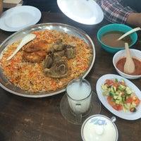 Photo taken at Al Hambra Nasi ARAB by Hurul A. on 5/1/2016