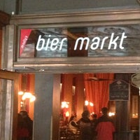 Photo taken at McNulty's Bier Markt by Swyn C. on 3/16/2013