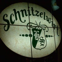 Photo taken at Schnitzelwirt by Rome S. on 3/26/2013
