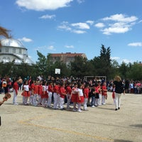 Photo taken at Rasim Ergene Ortaokulu by Aybüke G. on 4/21/2016