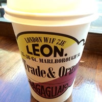 Photo taken at Leon by David M. on 2/26/2014
