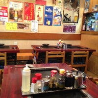 Photo taken at おしお 本店 by Tom H. on 9/24/2013