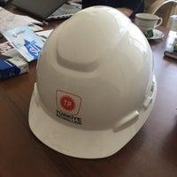 Photo taken at TPAO Yapı Başmühendisliği by Veysi K. on 1/30/2018