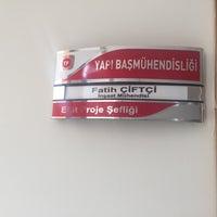 Photo taken at TPAO Yapı Başmühendisliği by Veysi K. on 12/28/2016