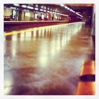 Photo taken at Metro Alameda [VD,VM] by Rafael A. on 4/29/2013