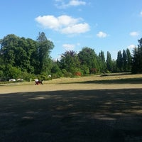 Photo taken at Rosengarten, Pinneberg by Sevcan K. on 6/9/2013