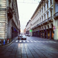 Photo taken at Via Roma by Alessandro P. on 2/27/2013