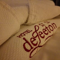 Photo taken at DeLeeton Hotel by Khairul A. on 7/25/2018